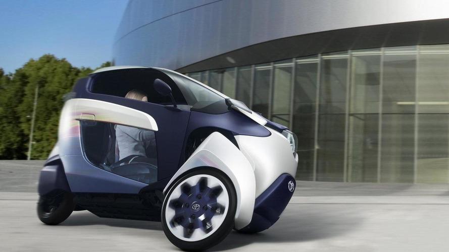 Toyota i-Road Concept 1