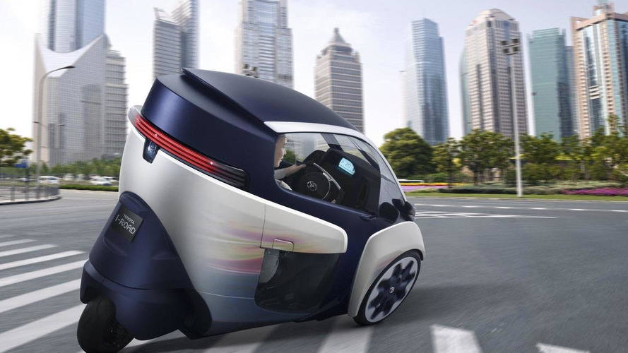 Toyota i-Road Concept 2