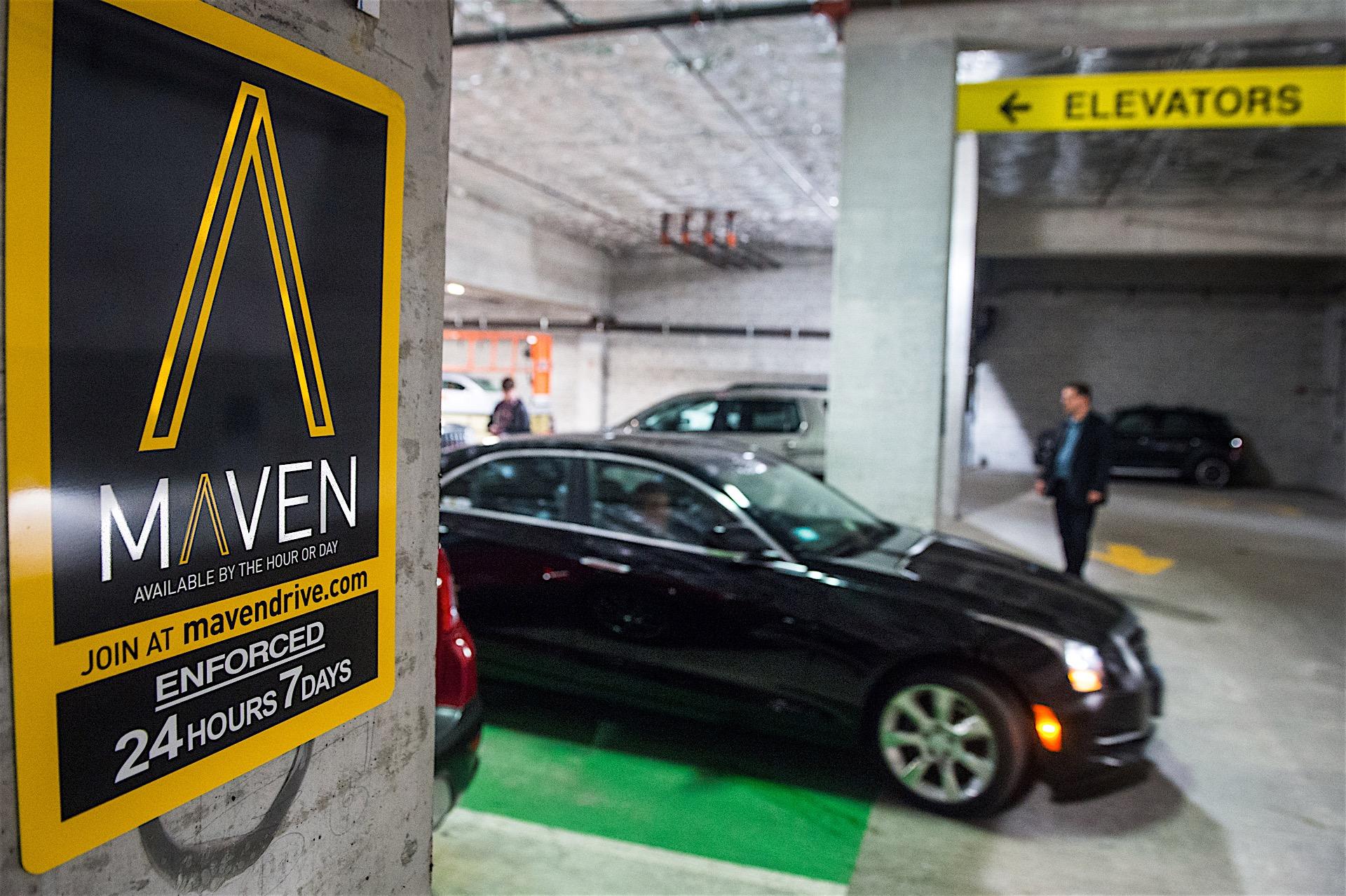 General Motors Maven