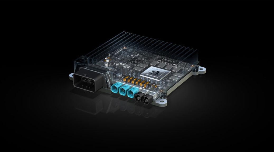 Bosch NVIDIA xray