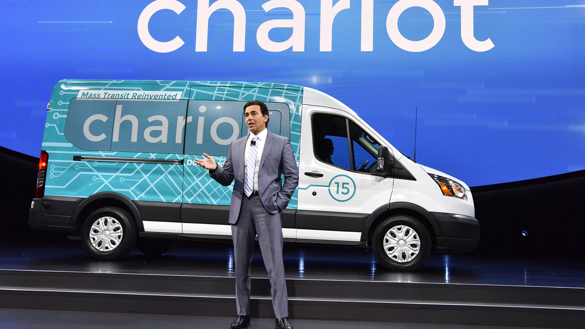 Chariot Ford