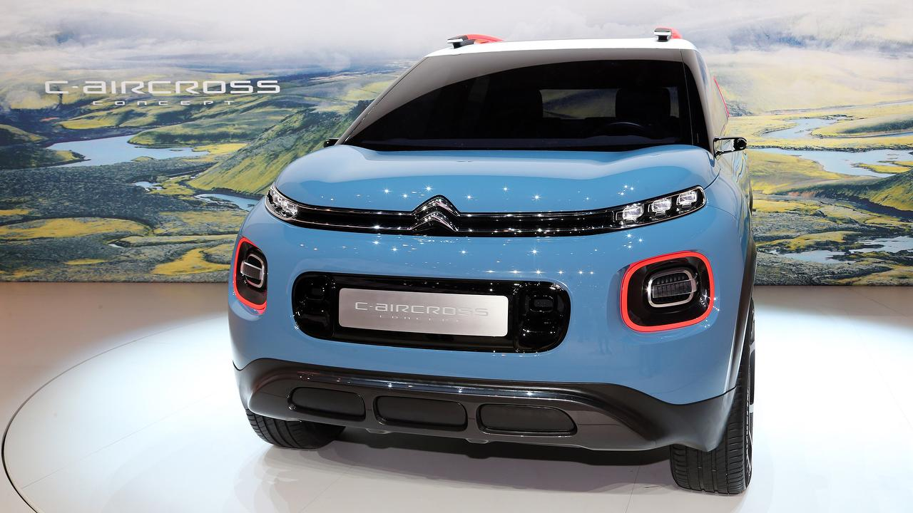 Citroen C Aircross Concept 5