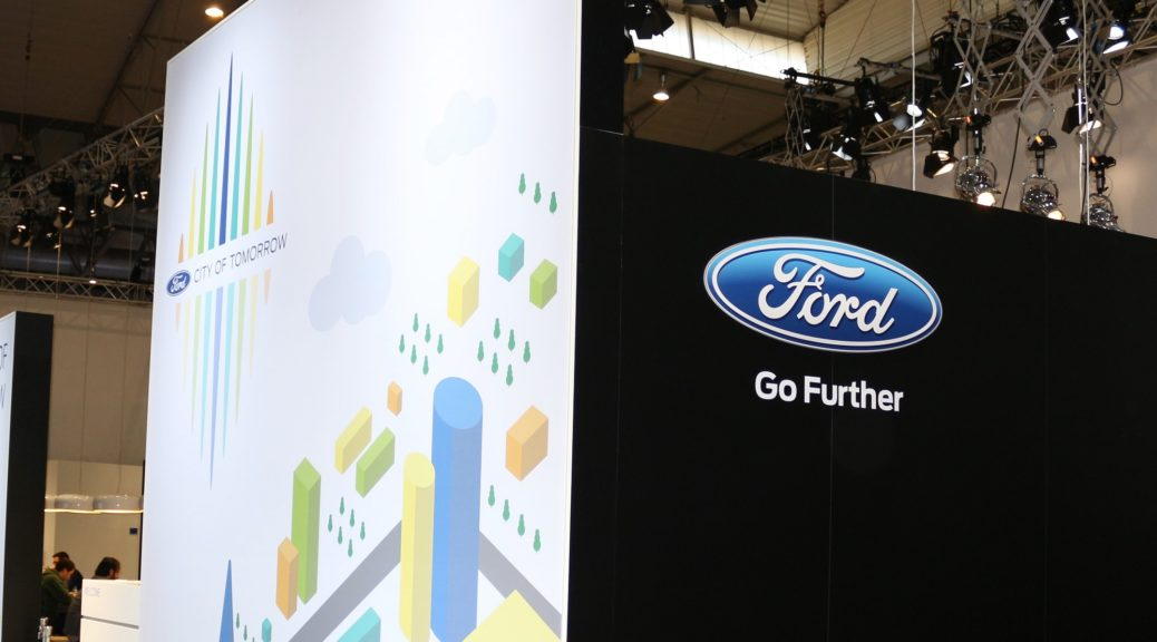 Ford MWC 2017 -