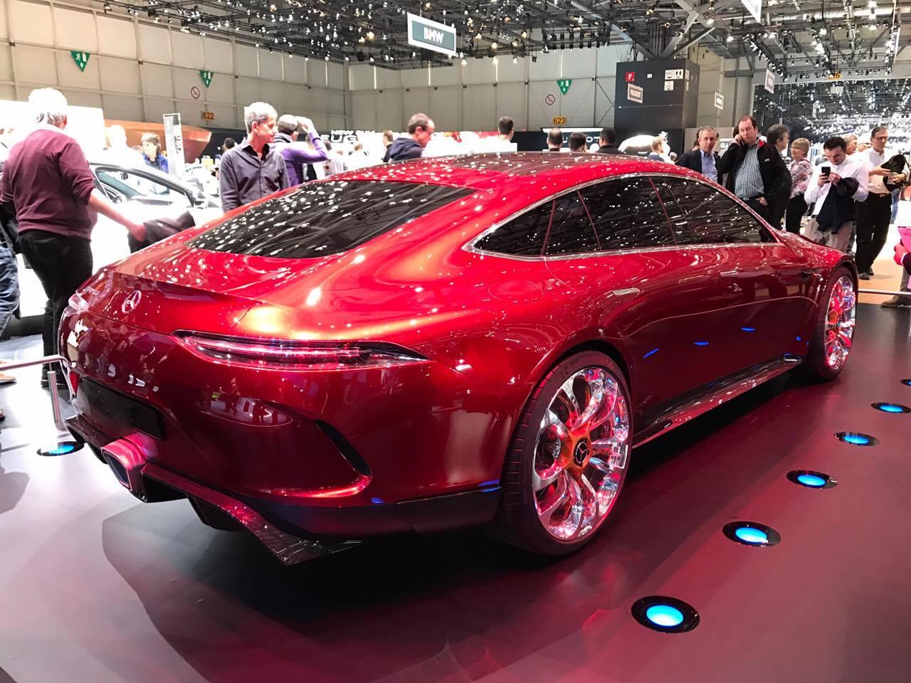Mercedes-AMG GT 3