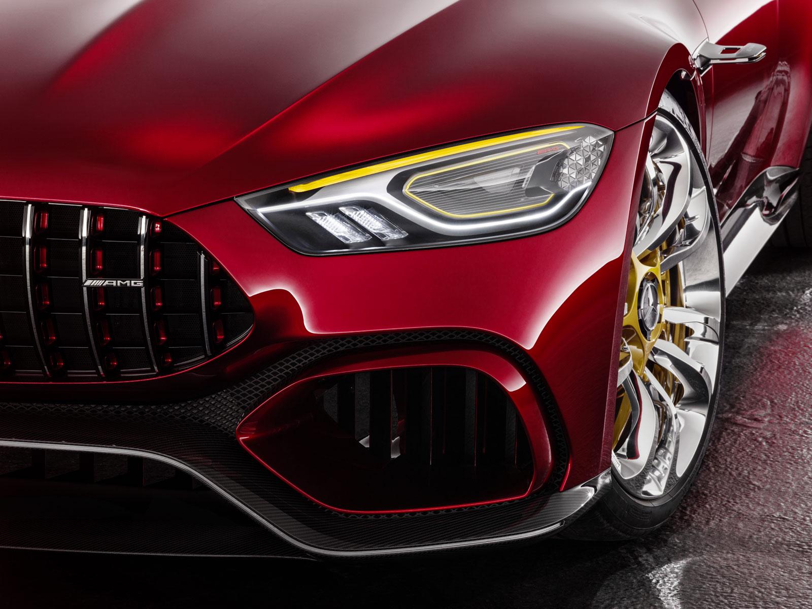 Mercedes-AMG-GT-Concept-Headlight