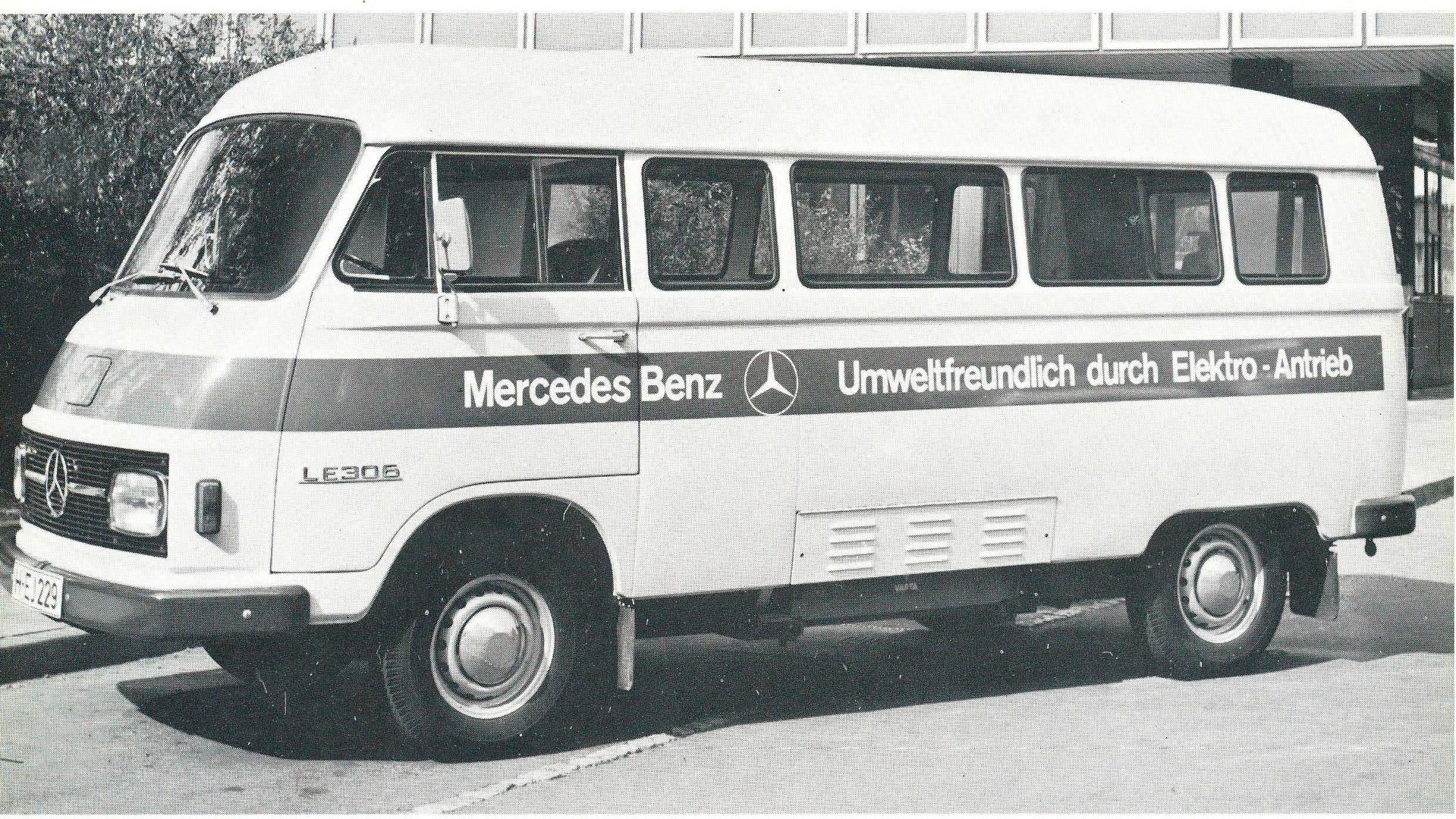 Mercedes LE 360 1