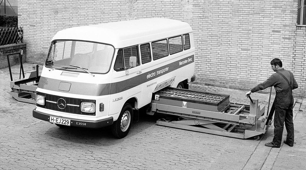 Mercedes LE 360 3