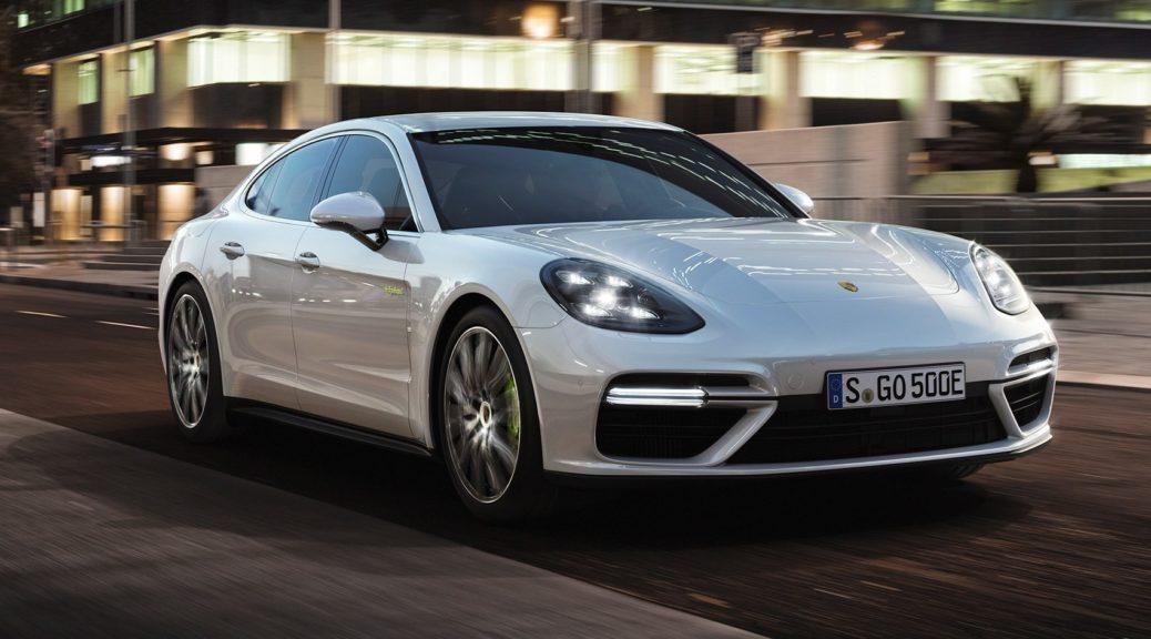 Porsche Panamera S E-Hybrid 1