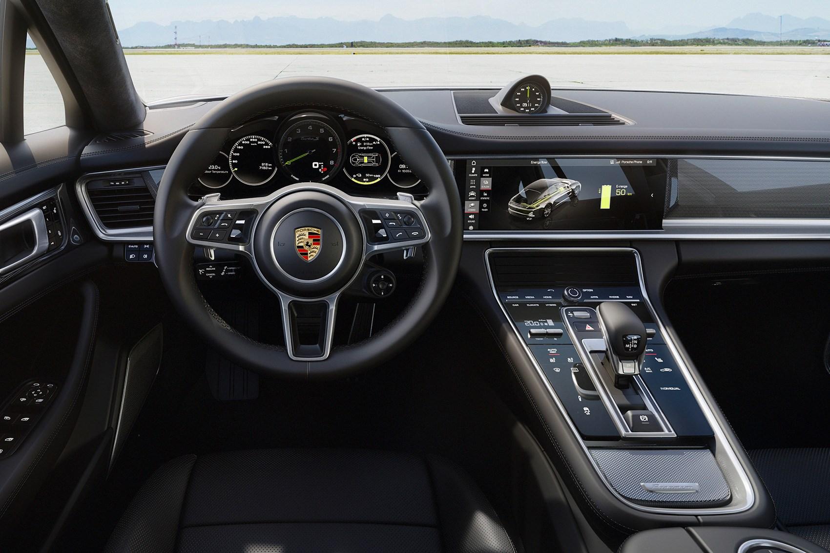 Porsche Panamera S E-Hybrid 2