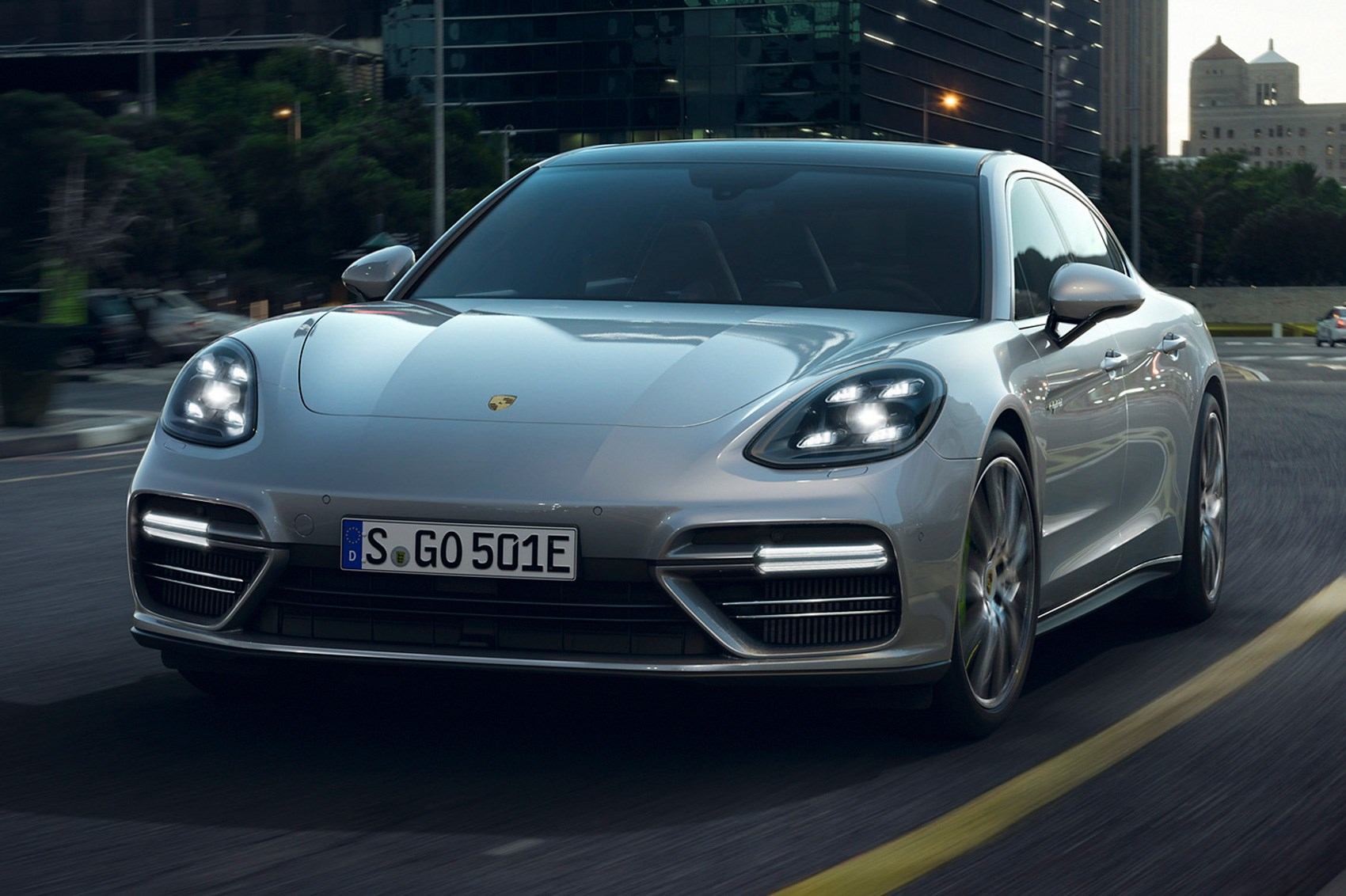 Porsche Panamera S E-Hybrid 3