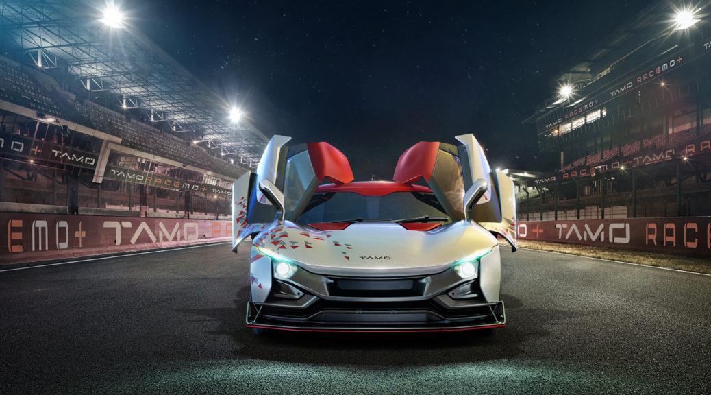 Tamo Tata Motors Racemo