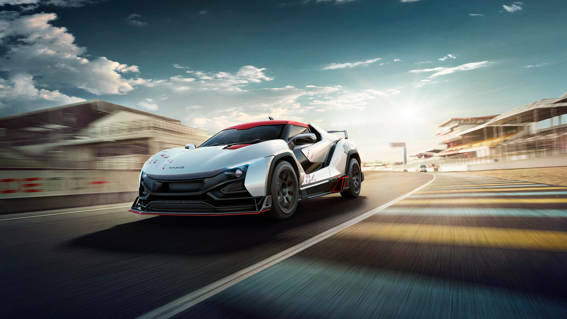 Tamo Tata Motors Racemo 2