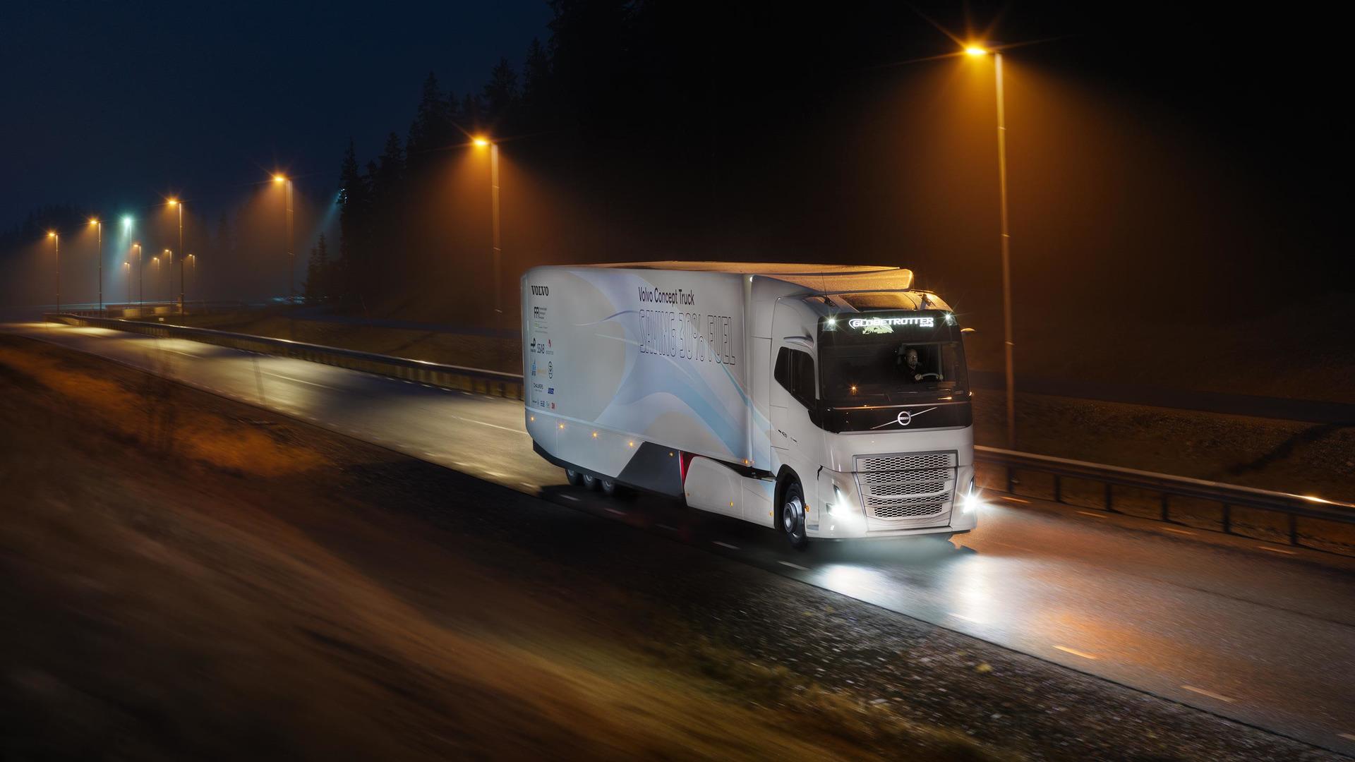 Volvo Concept Truck 1