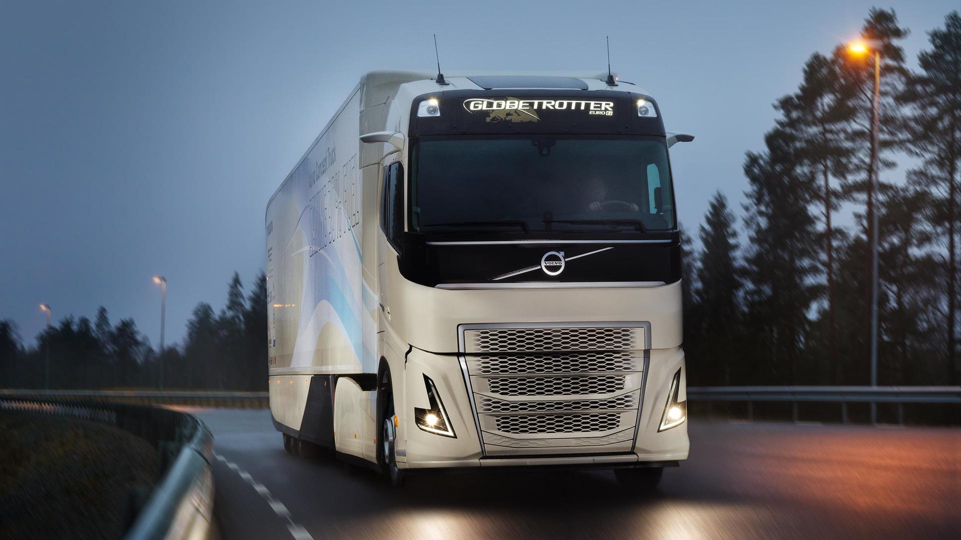 Volvo Concept Truck 3