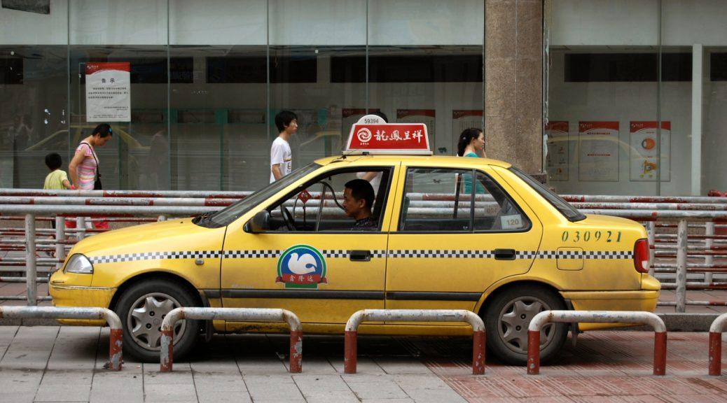 taxi beijing