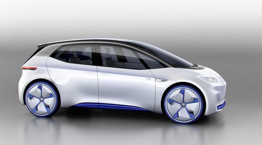 Volkswagen Concept I.D. electric