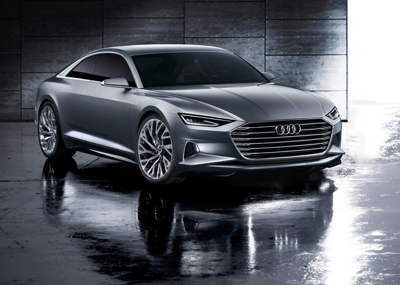 Audi electric concept