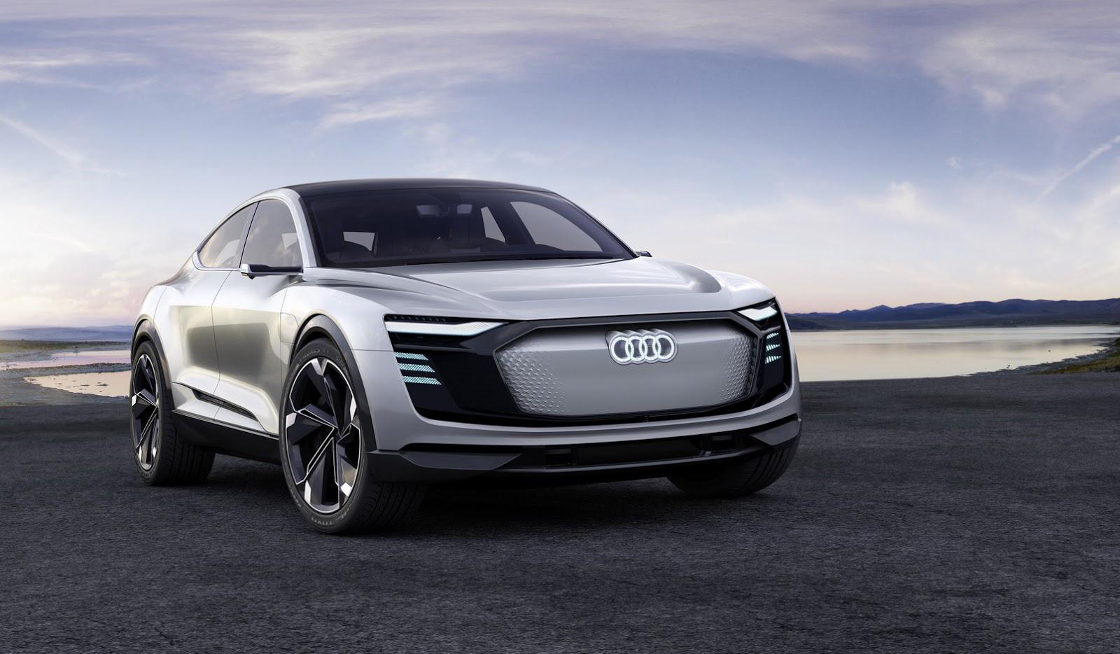 Audi E-Tron Sportsback