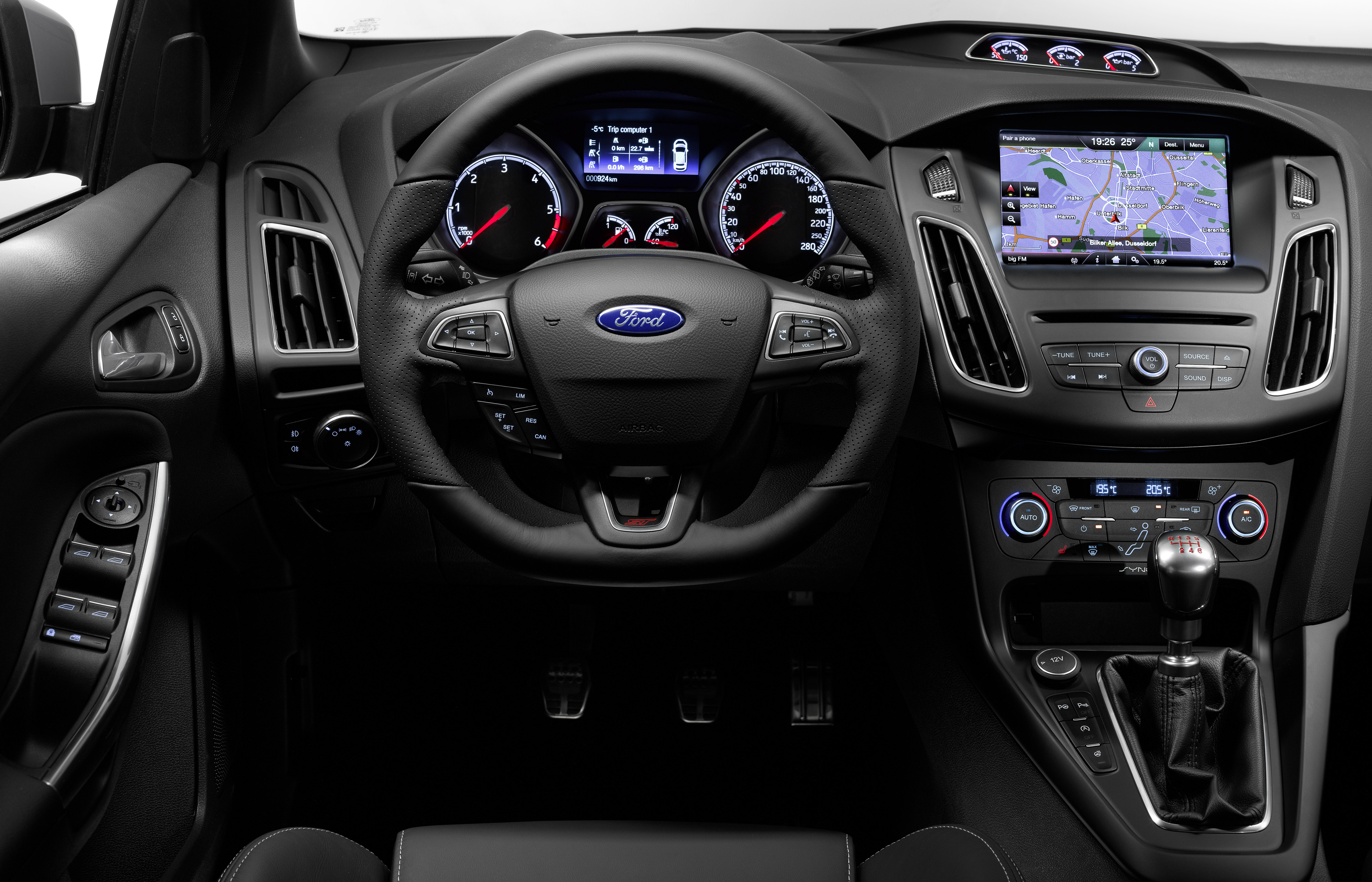 Ford Focus Cabin