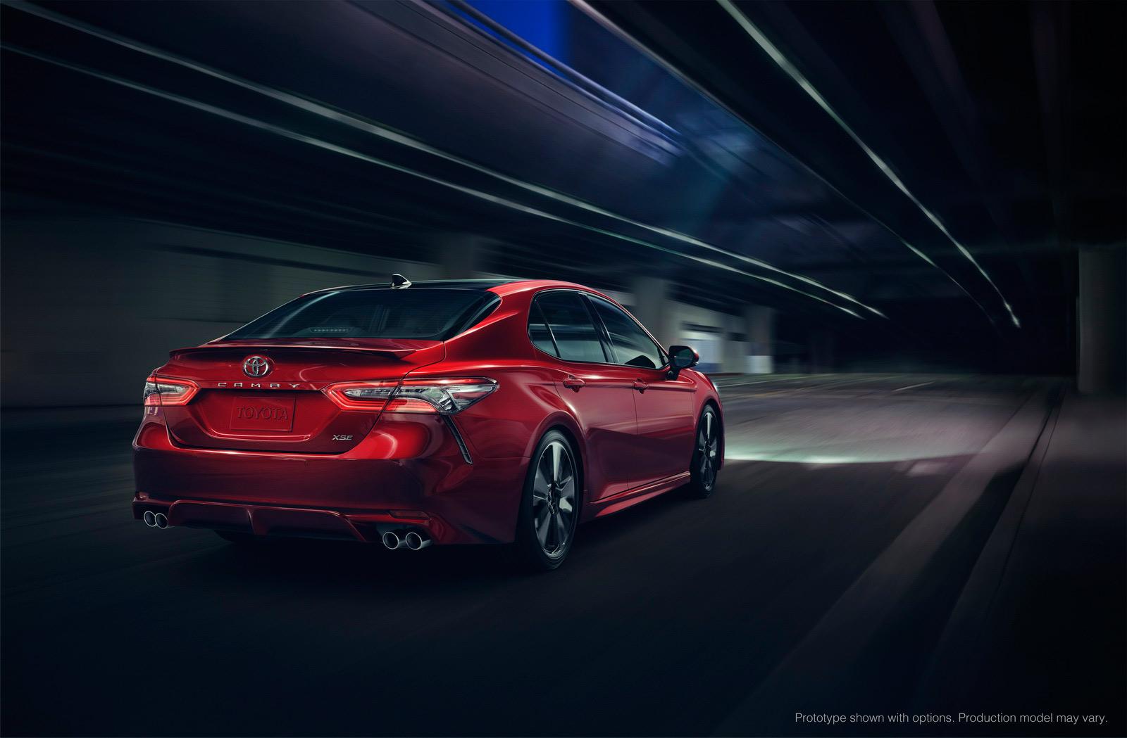 Toyota Camry Automotive Grade Linux
