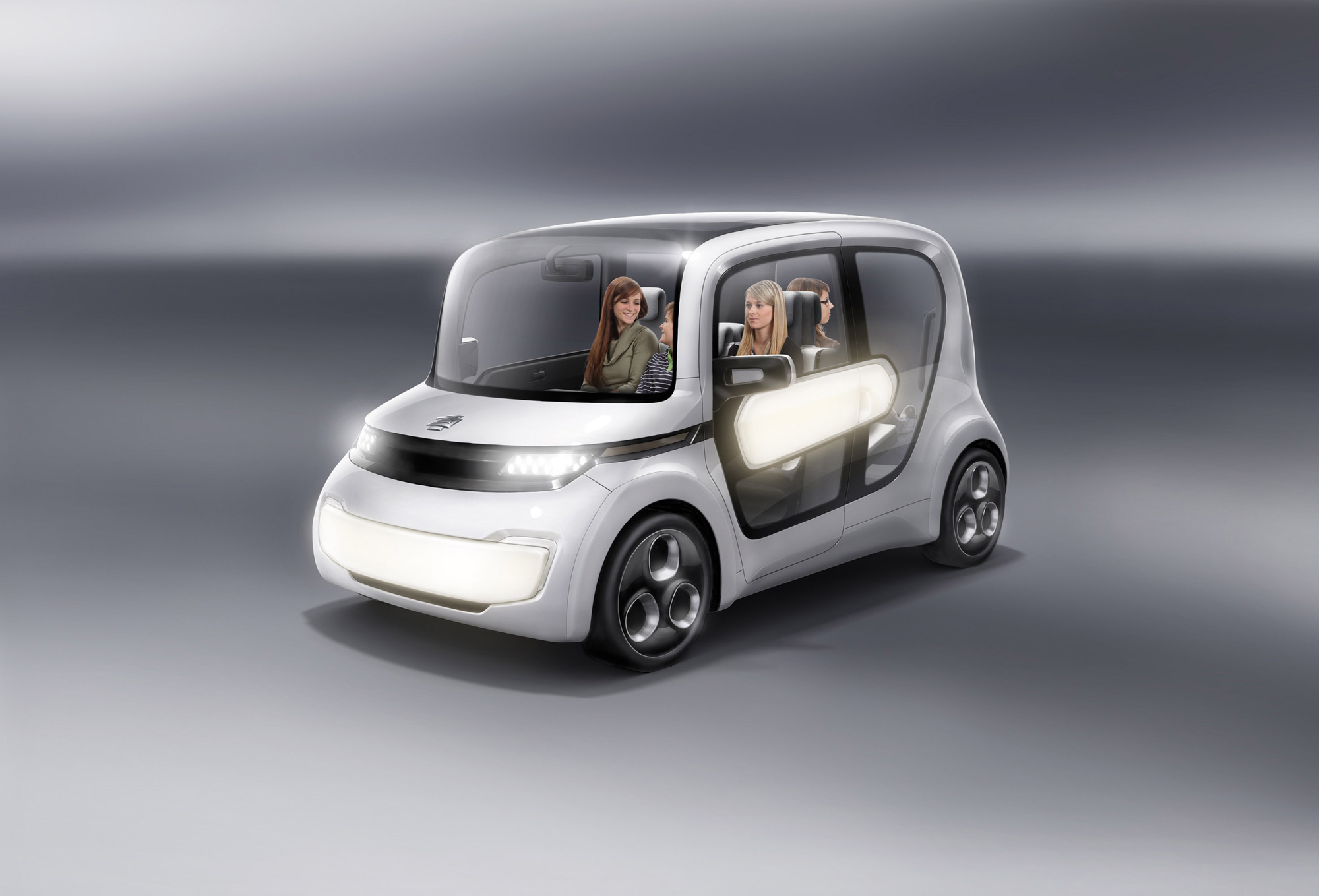 Edag light car-sharing