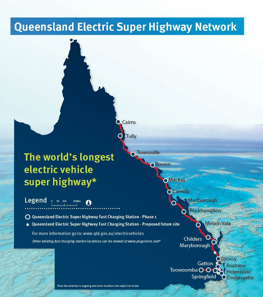 electric highway australia