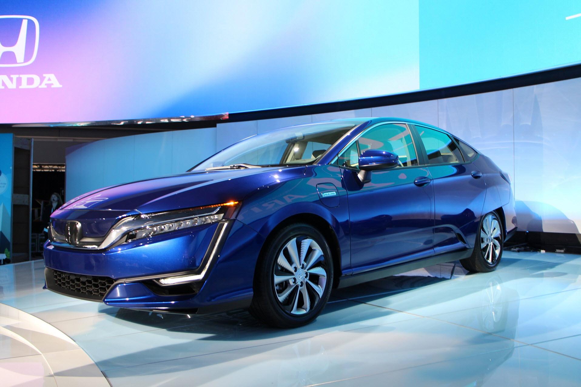 Honda Clarity Sedan
