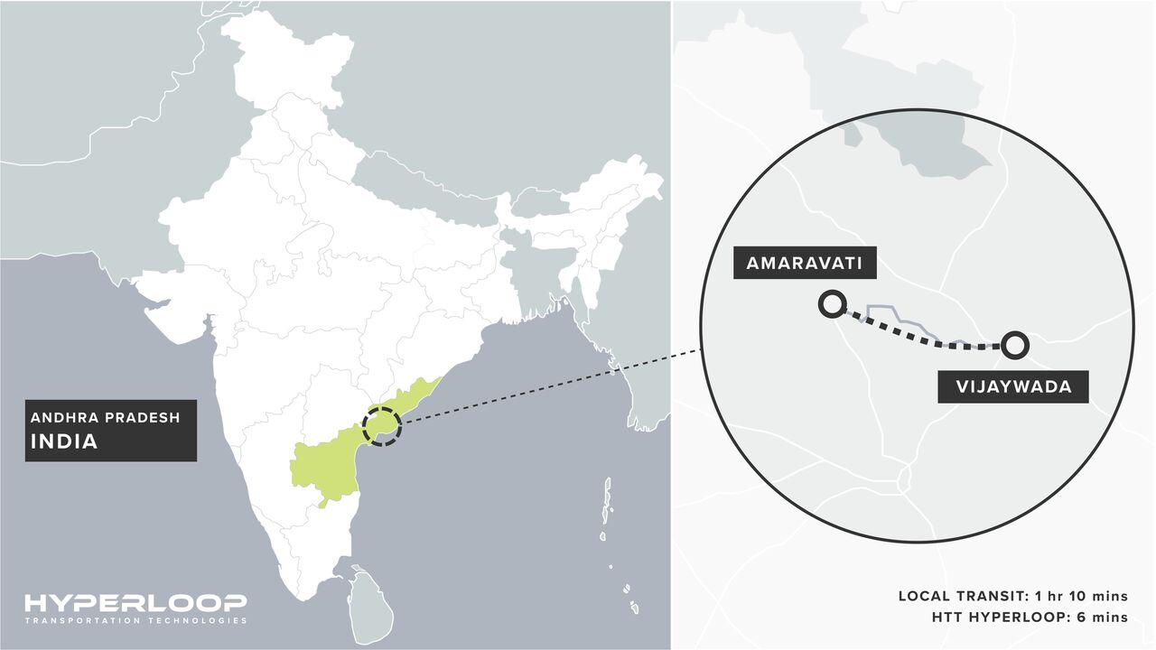 HyperloopTT India