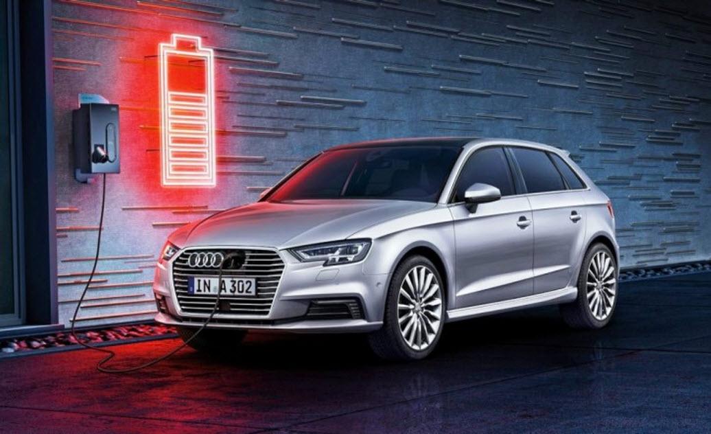 Audi Electric car