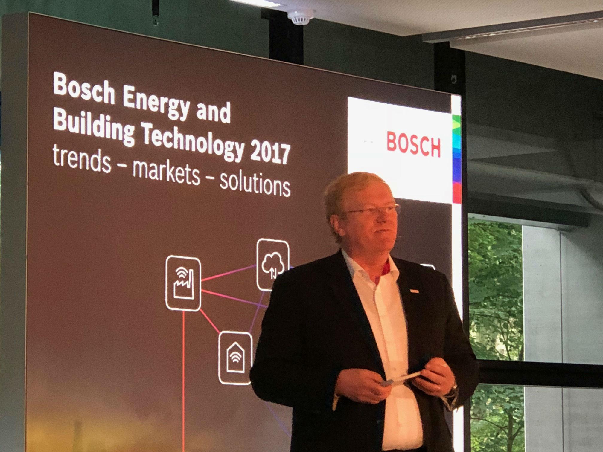 Dr. Stefan Hartung, Robert Bosch GmbH