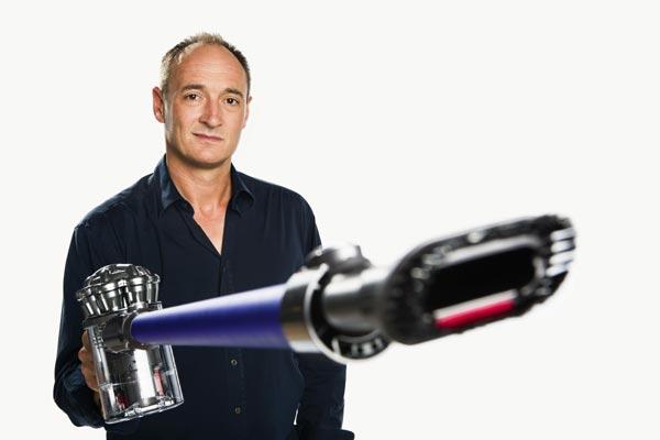 Dyson CEO Max Conze