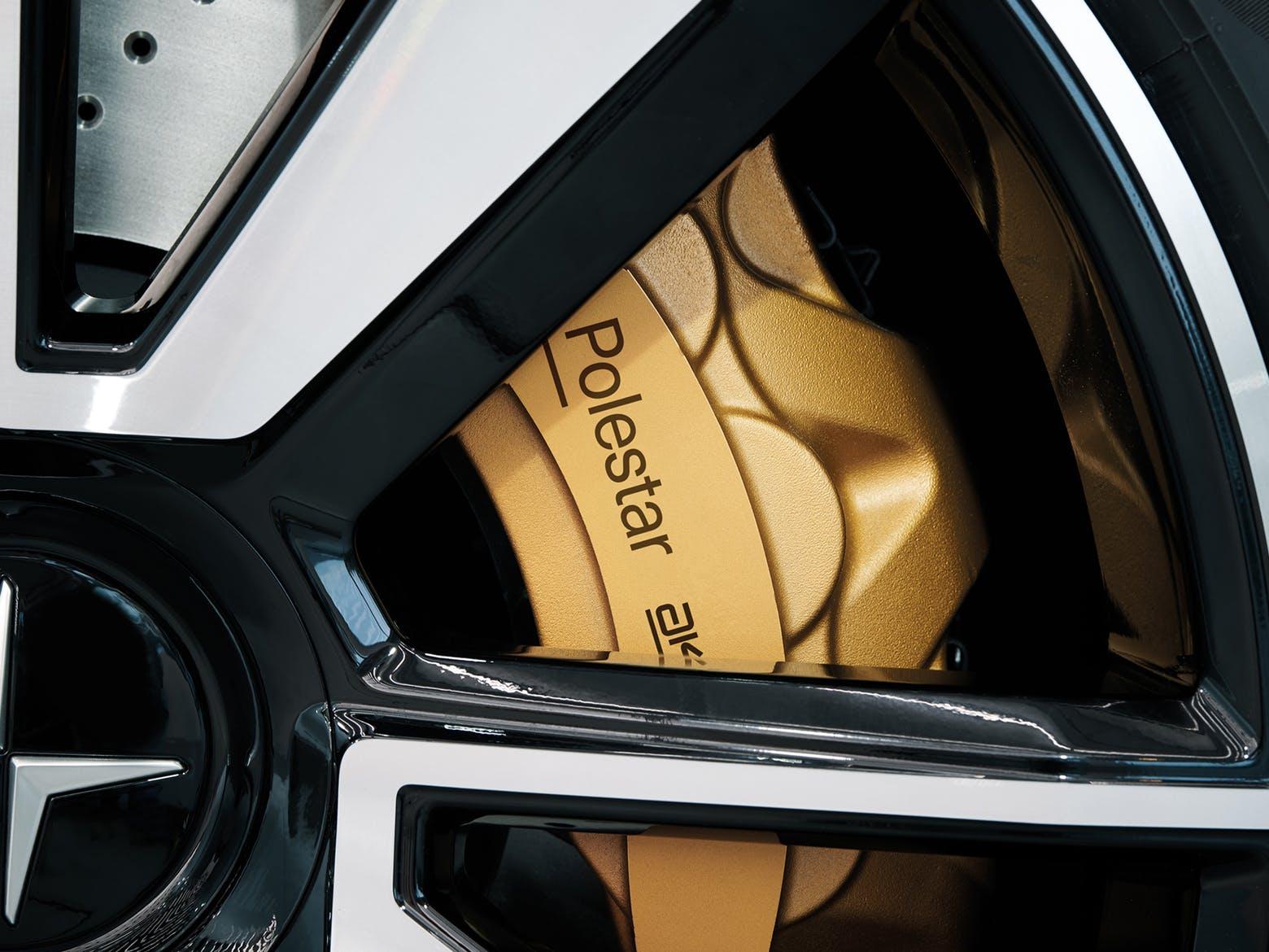 Polestar 1 wheel