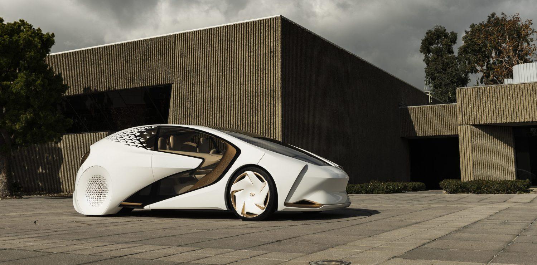 Toyota Concept-i thrill