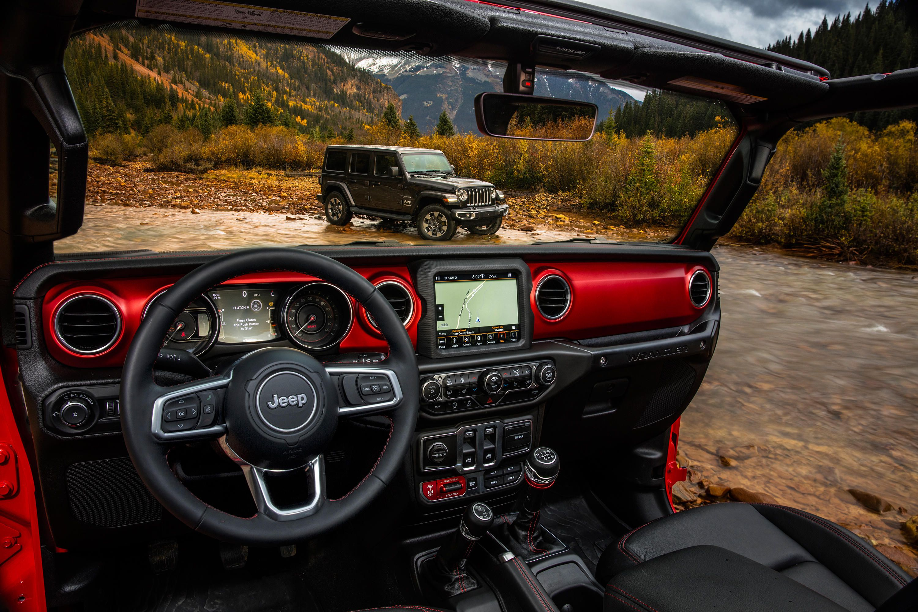 jeep wrangler 2018 uconnect infotainment. Black Bedroom Furniture Sets. Home Design Ideas