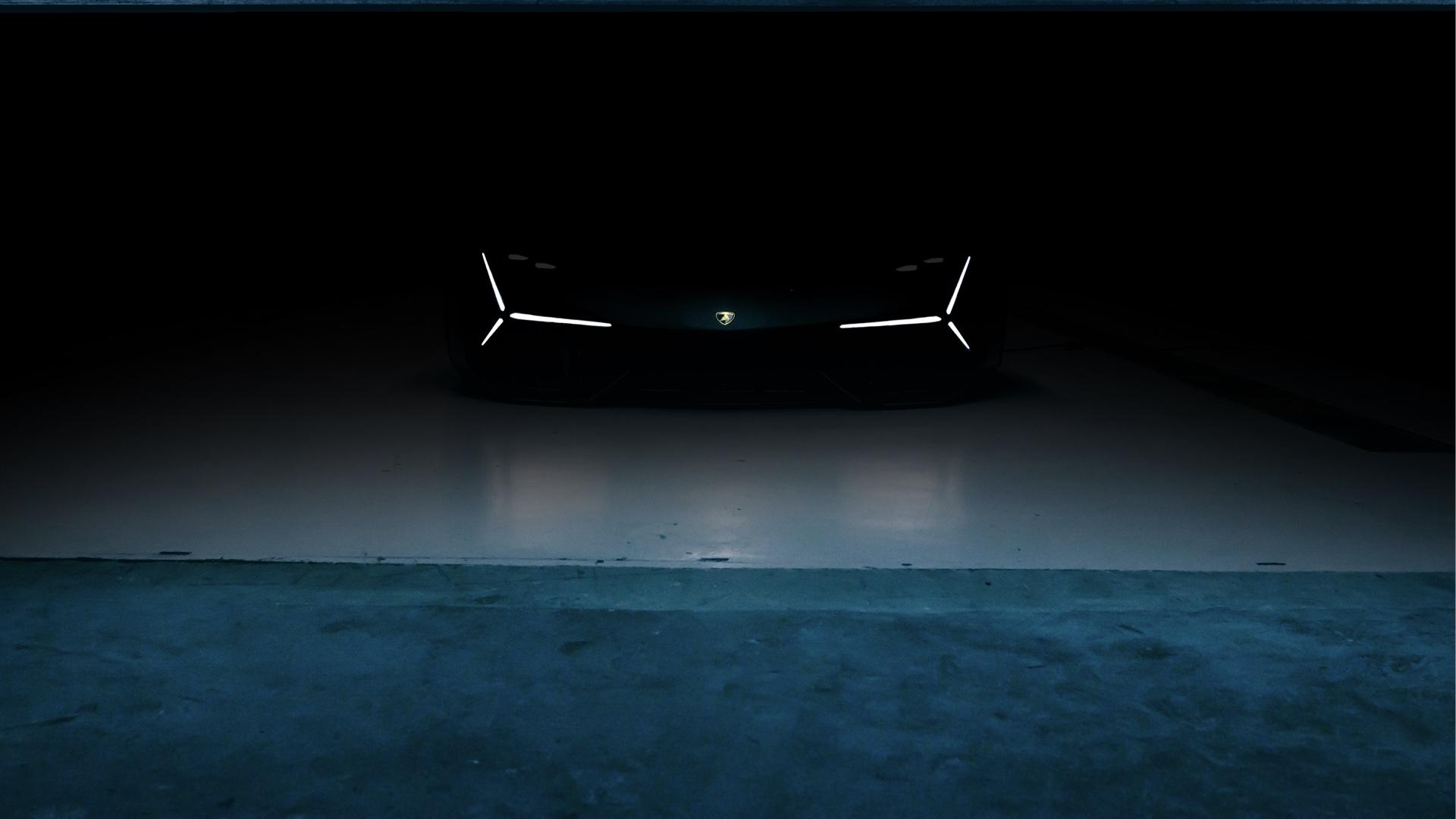 Lamborghini Electric Terzo Millennio
