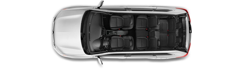 Mitsubishi Outlander 2018 interior