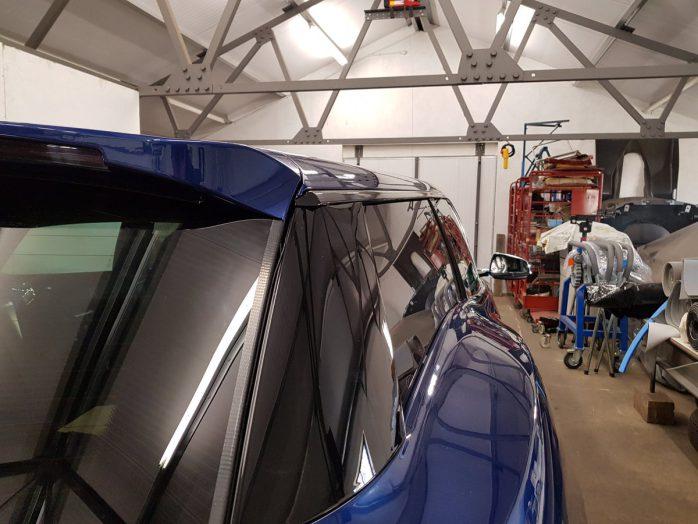 Tesla Model S station wagon