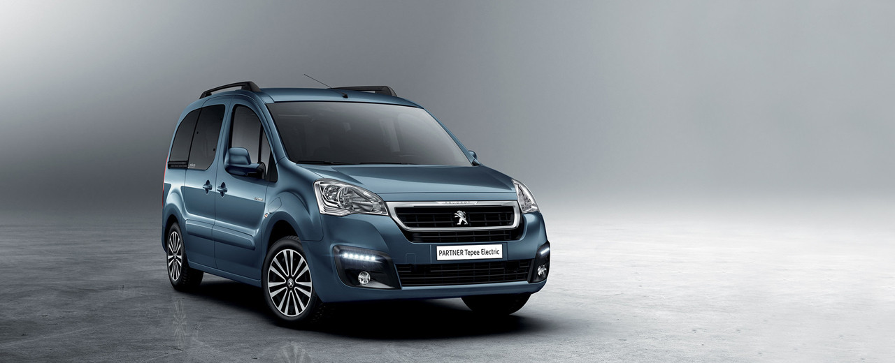 peugeot tepee electric