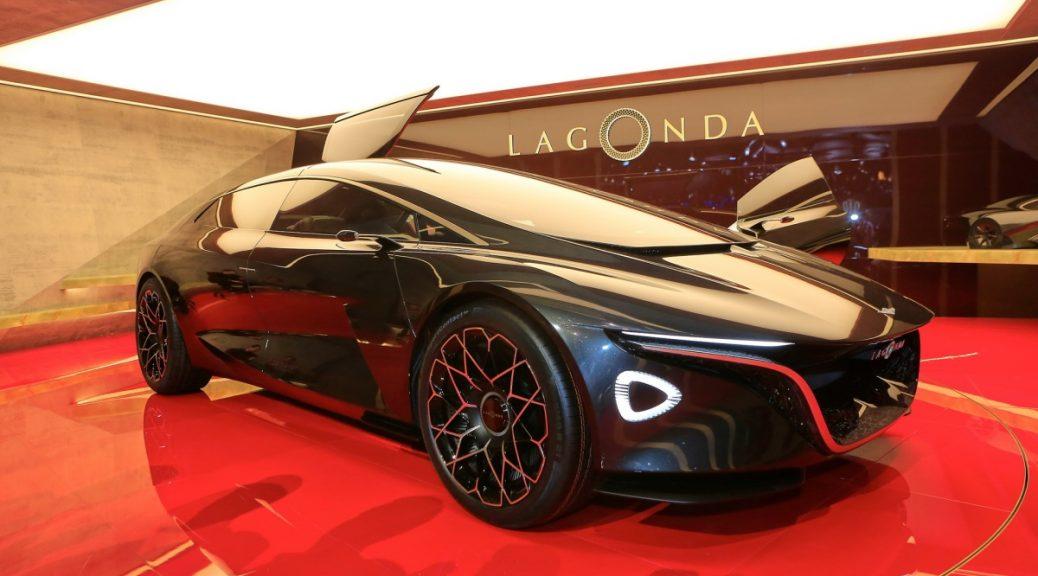 Aston Martin Lagonda Vision concept: Ηλεκτρική λιμουζίνα με αυτόνομη οδήγηση έρχεται το 2021 ...