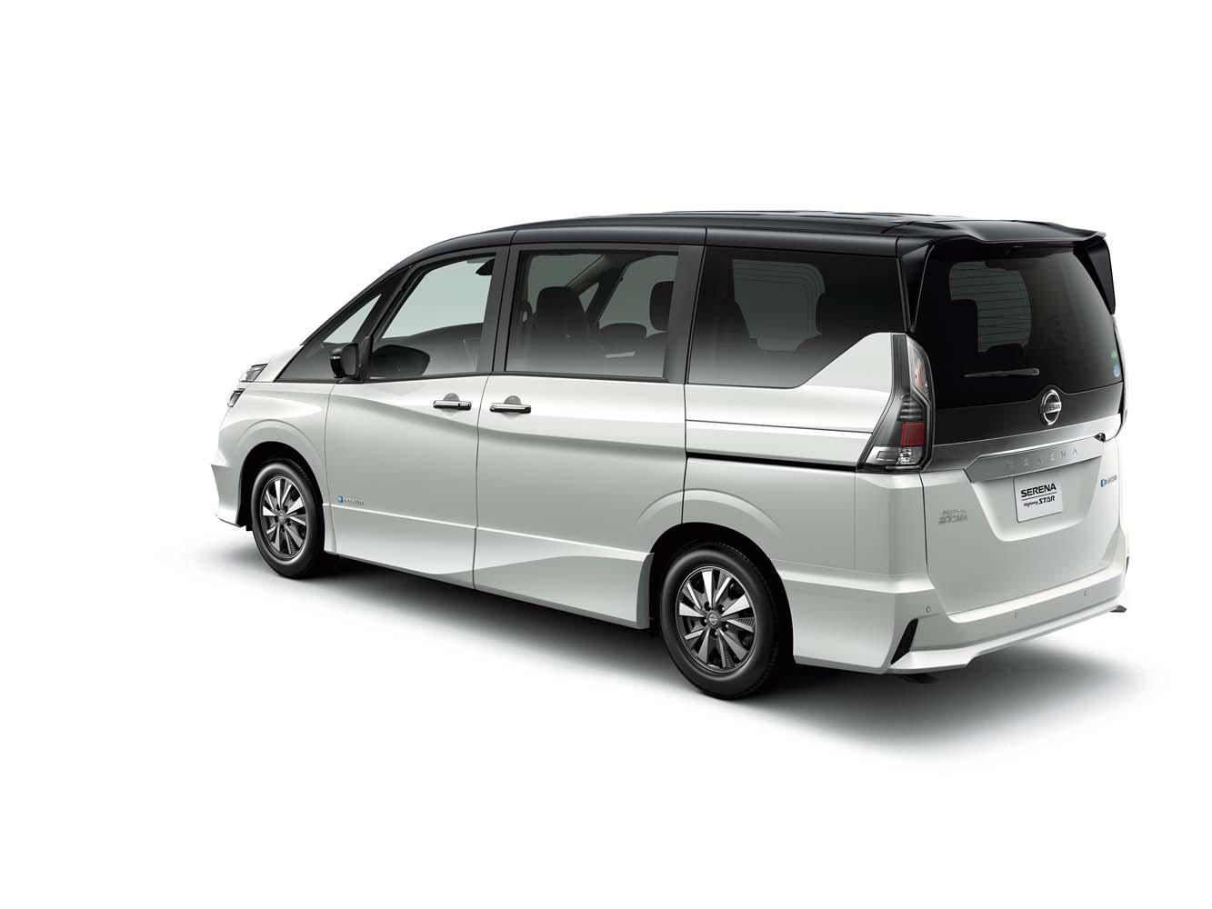 Nissan Serena e-POWER - Autonomous.gr