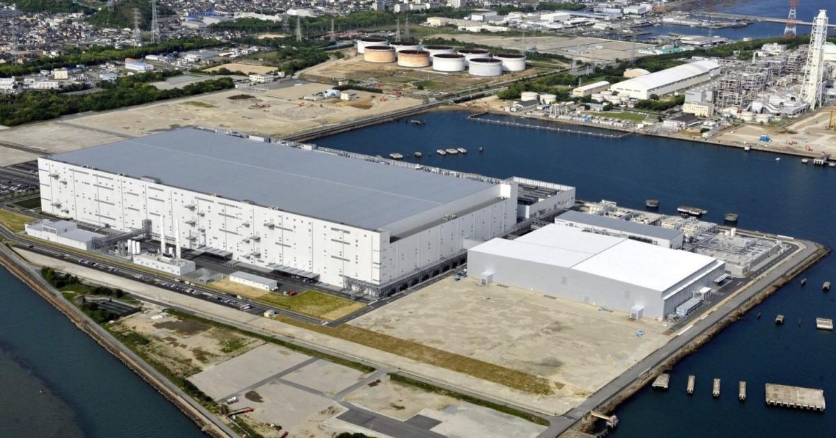 Panasonic εργοστάσιο