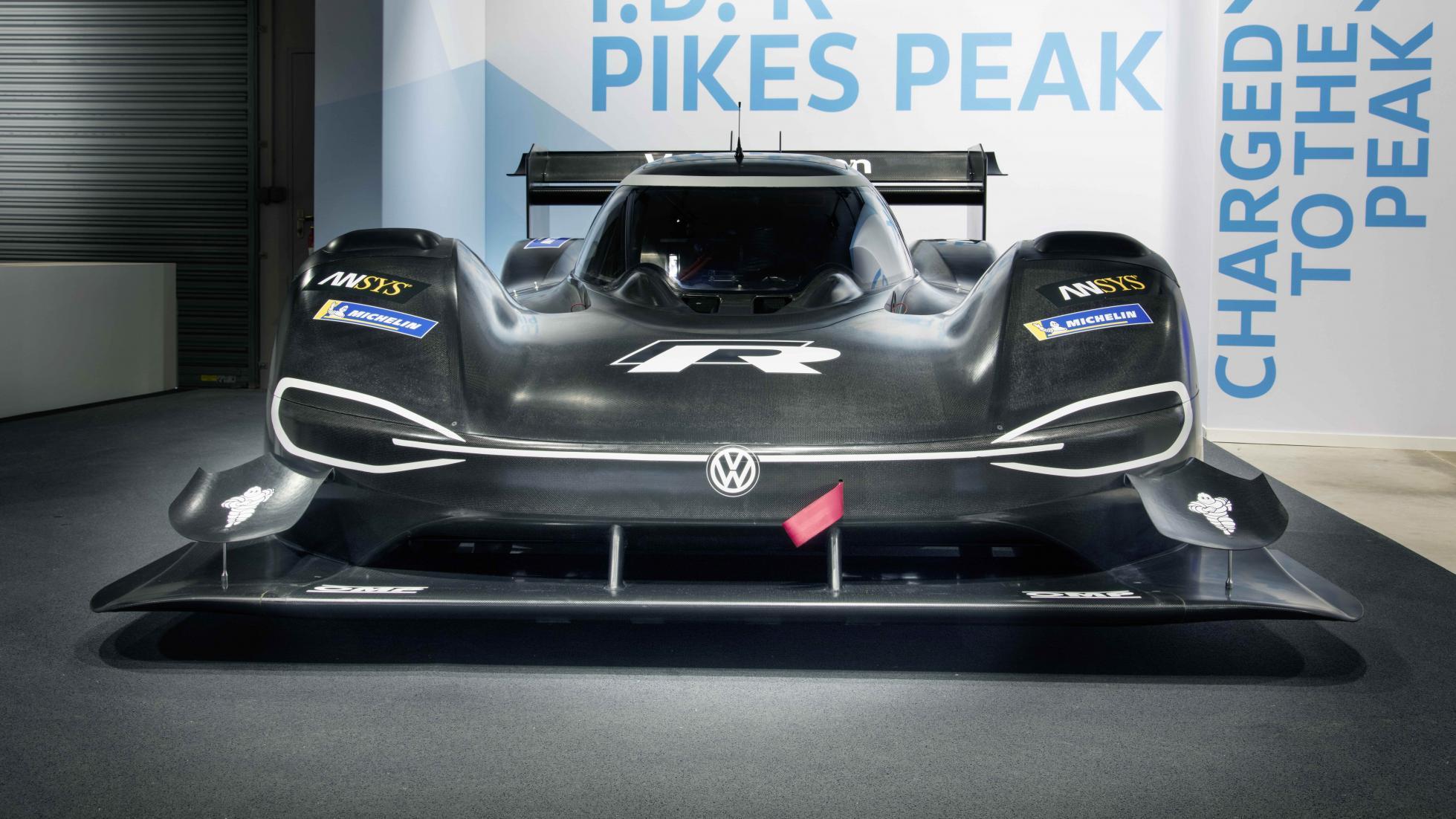 VW ID R Pikes Peak