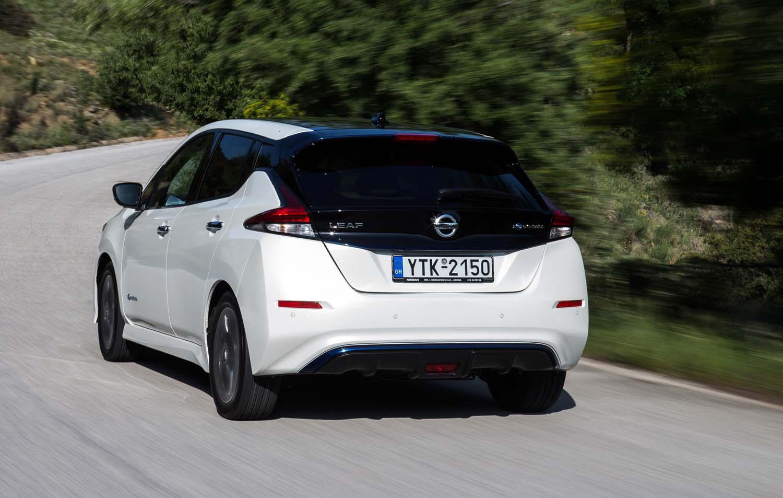 Το Νέο Nissan LEAF διαθέσιμο στην Ελλάδα με τιμή από 32.990 ευρώ