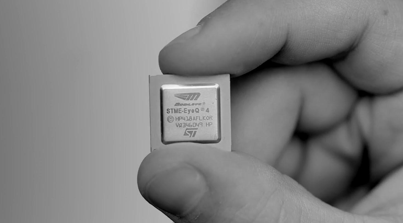 Intel Mobileye EyeQ4