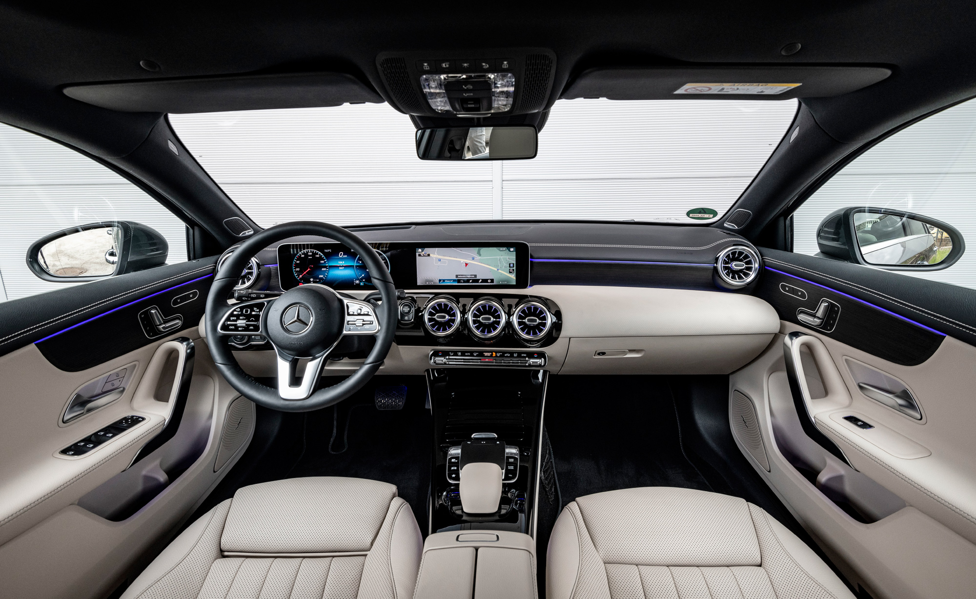 Μάθε τα πάντα για το σύστημα MBUX της νέας Mercedes A-Class