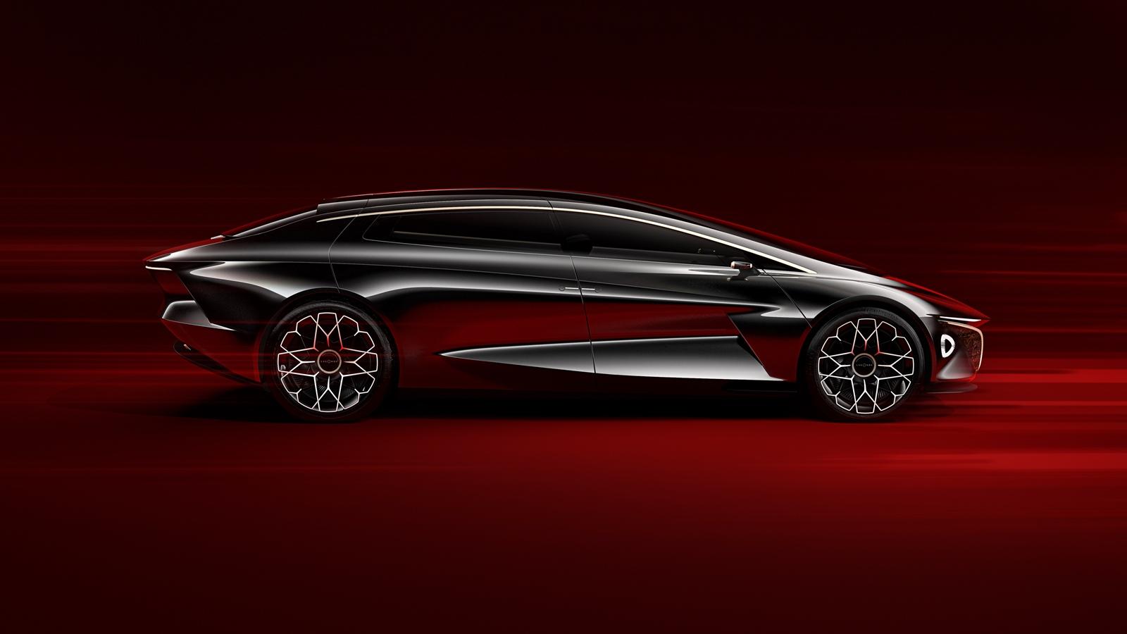 Aston Martin Lagonda Vision Concept Exterior
