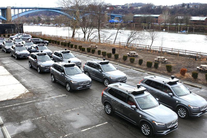 uber cars
