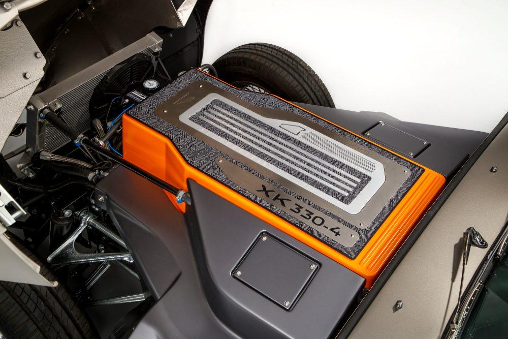 Jaguar Ε-type Zero concept