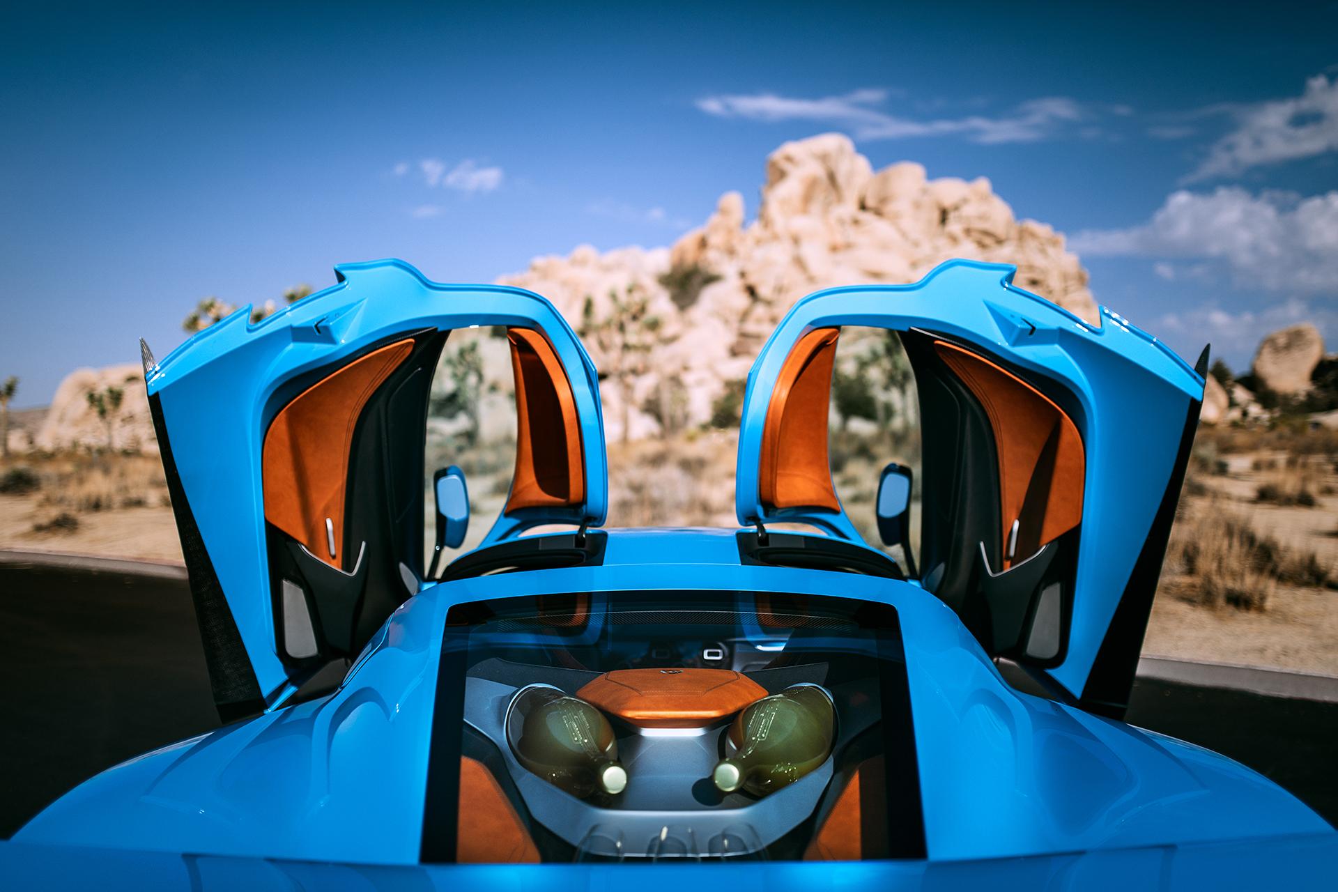 Rimac Concept Two California Edition