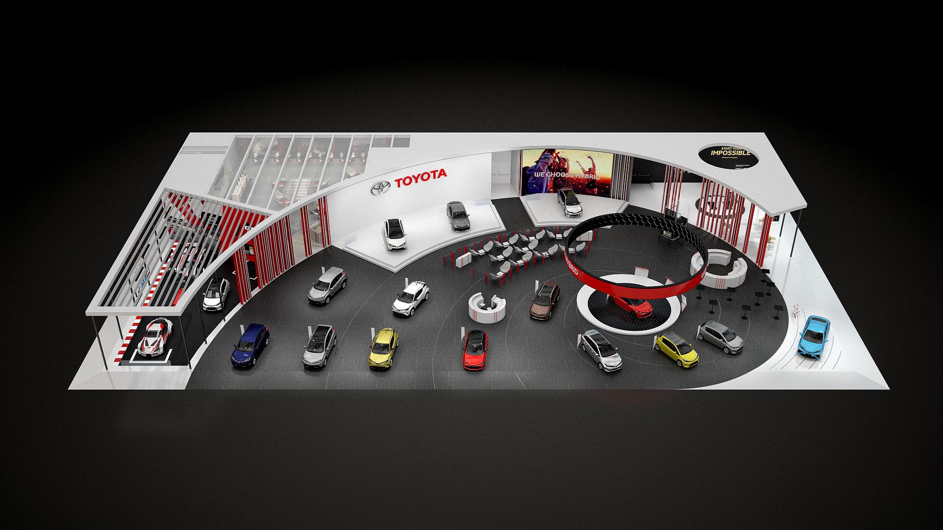 Τι θα δείξει η Toyota στην Έκθεση Αυτοκινήτου του Παρισιού